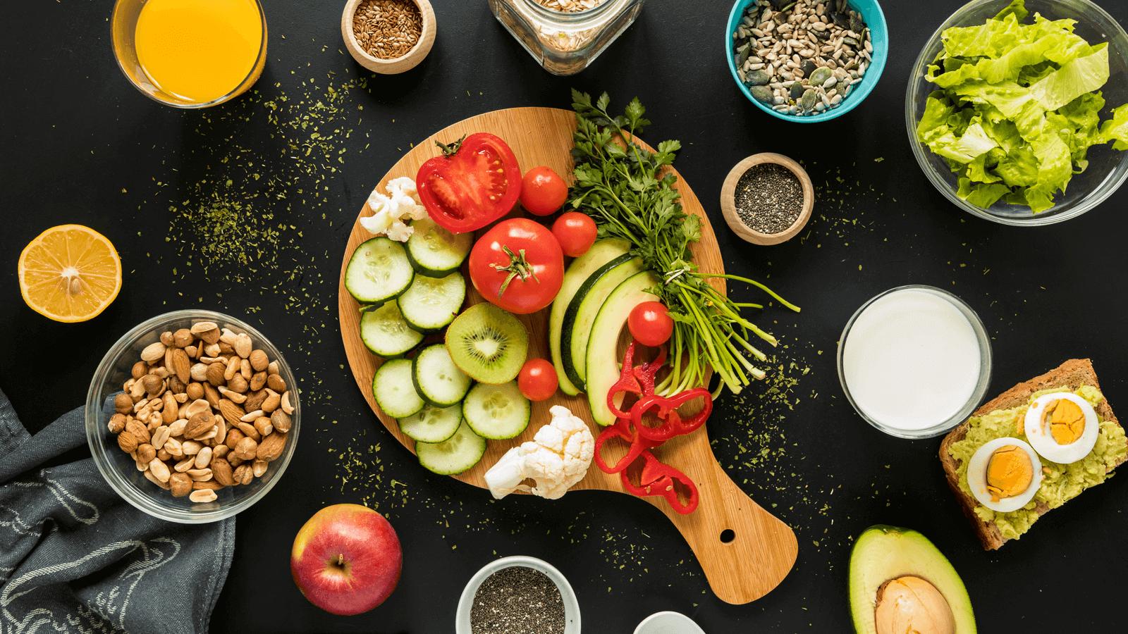 Những điều cần lưu ý trong khẩu phần ăn hằng ngày của người bệnh cao huyết áp