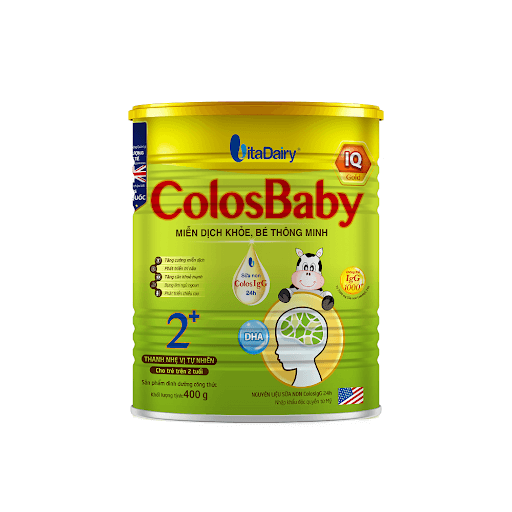 sữa tăng cường hệ miễn dịch cho trẻ