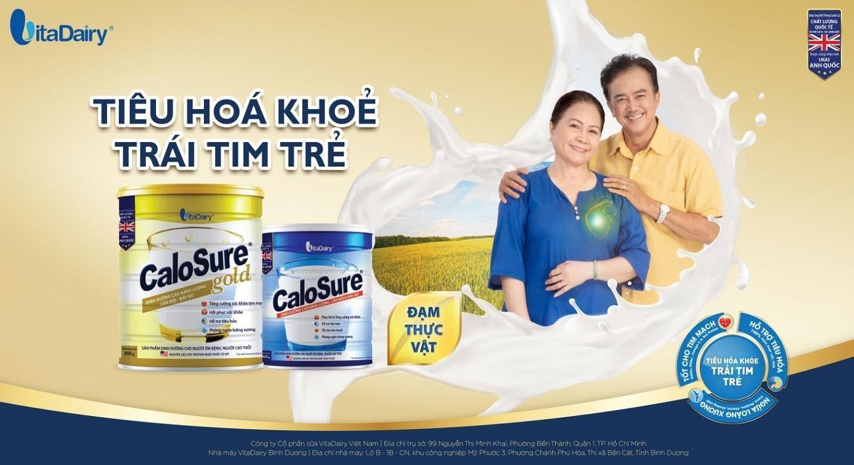 Những đặc tính nổi trội giúp Calosure Gold trở thành dòng sữa cho người tăng huyết áp được nhiều gia đình tin dùng