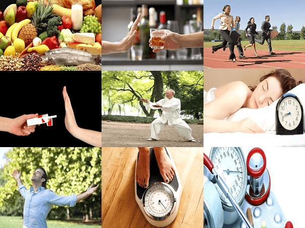 Chủ động tránh xa các nguyên nhân gây cao huyết áp khi bước vào tuổi trung niên, tăng cường lối sống lành mạnh và dinh dưỡng cân bằng