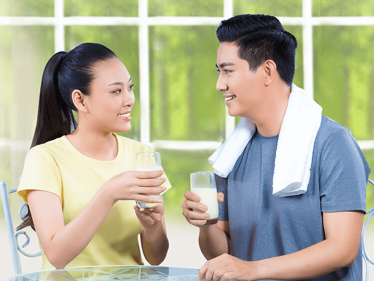 Chăm sóc sức khỏe tim mạch từ sớm với sữa tốt cho tim mạch