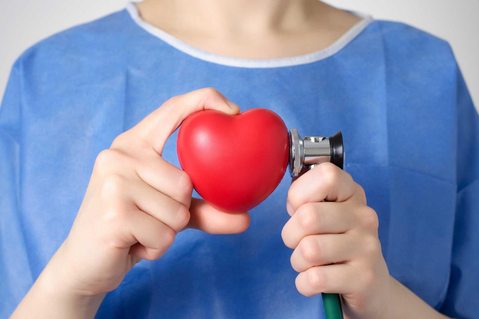 thực phẩm chức năng phòng bệnh tim mạch