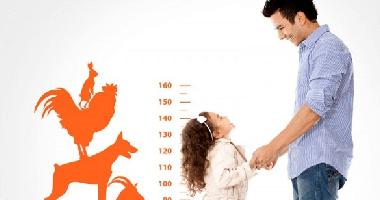 Cách giúp tăng chiều cao tự nhiên cho trẻ