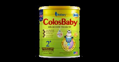 Colosbaby Bio Gold Giải Pháp Dinh Dưỡng Giúp Miễn Dịch Khỏe, Tiêu Hóa Tốt
