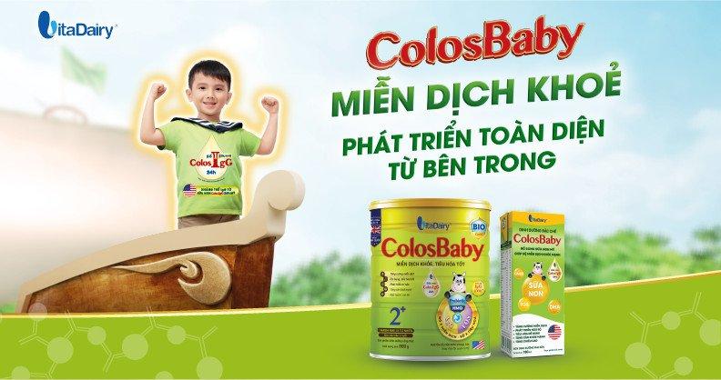 Nguyên Liệu Sữa Non Colosigg 24h Nhập Khẩu Từ Mỹ