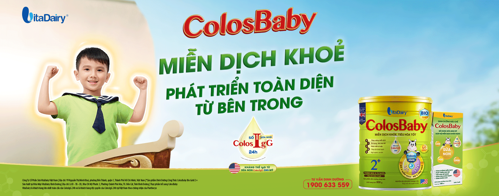 ColosBaby Bio Gold