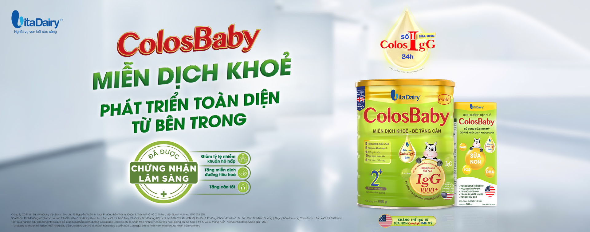 ColosBaby Gold