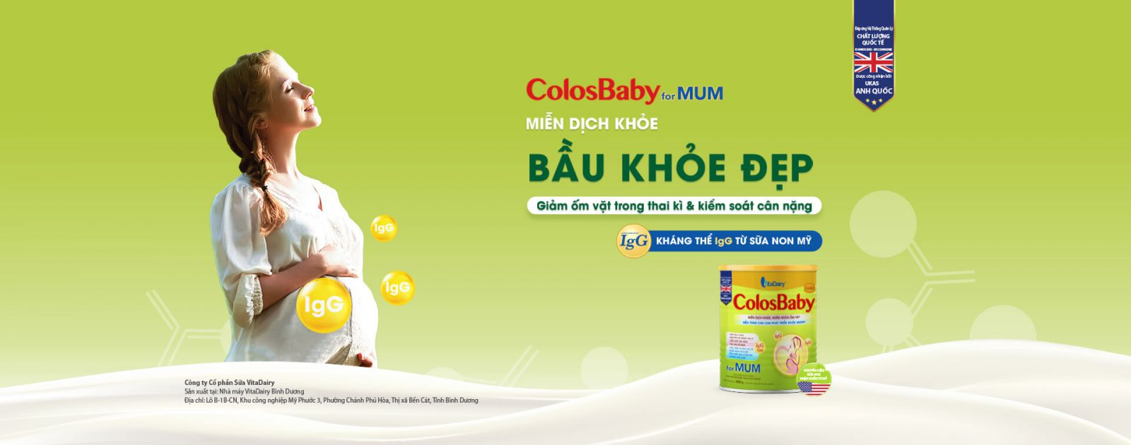 ColosBaby Gold for Mum