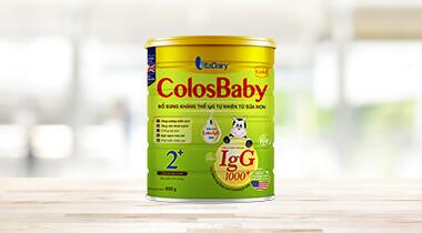 ColosBaby - Sữa non 24h