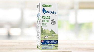 VitaDairy Colos Fresh Milk