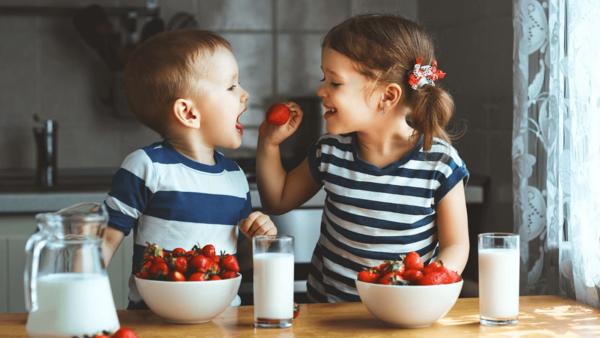Những cách tăng sức đề kháng cho trẻ