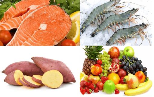 thực phẩmtăng cường hệ miễn dịch