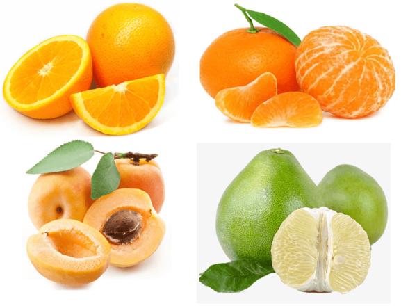 Các loại quả giúp tăng cường hệ thống miễn dịch