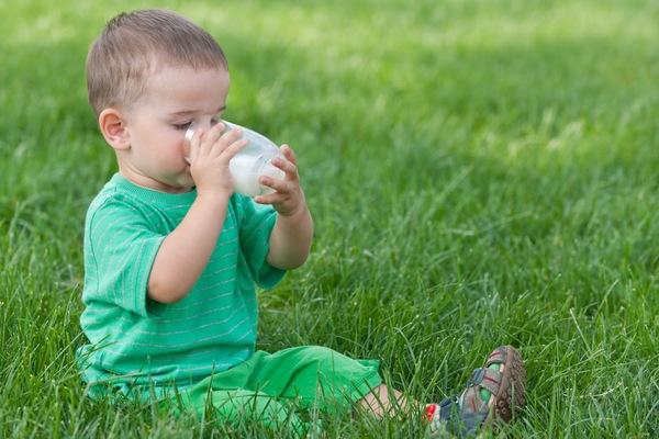 Sữa cho trẻ 2 tuổi cần những chất nào