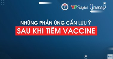 Những dấu hiệu nào cho thấy bạn có thể gặp nguy hiểm sau khi tiêm vắc xin phòng COVID-19?