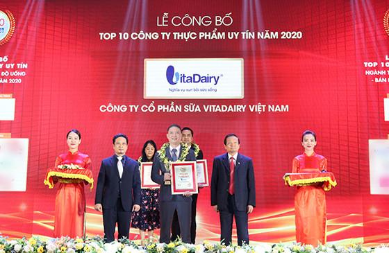VitaDairy Là Một Trong Hai Ông Lớn Uy Tín Nhất Trong Ngành Sữa Bột Việt Nam